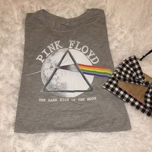New Forever21 Pink Floyd top sz.2x